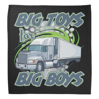 Groot Speelgoed voor Vrachtwagenchauffeurs Bandana