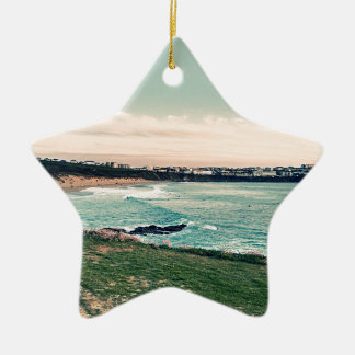Groot Western Strand Newquay Keramisch Ster Ornament