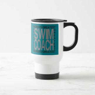 Grootste de werelden zwemmen Bus Reisbeker