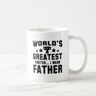 Grootste Farter van de wereld Koffiemok
