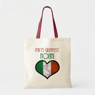 Grootste Nonni van Italië Draagtas
