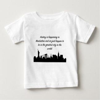 Grootste Stad in de Wereld Baby T Shirts