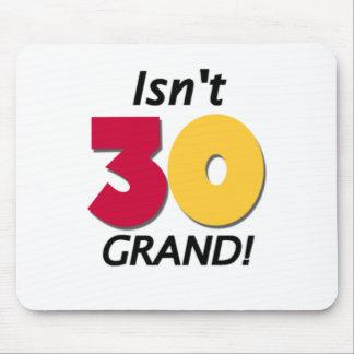 Grote 30ste Verjaardag Muismatten