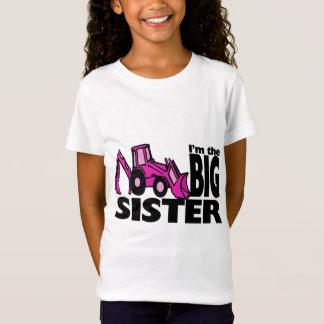 Grote Backhoe van de Zuster T Shirt