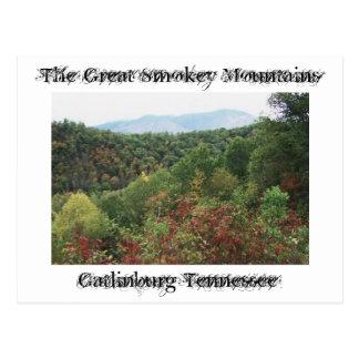 Grote Bergen Smokey Briefkaart