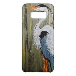 Grote Blauwe Reiger SamsungS8 Case-Mate Samsung Galaxy S8 Hoesje