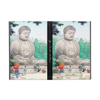 Grote Boedha in Kamakura FUJISHIMA TAKEJI iPad Mini Hoesje