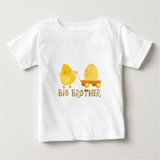 Grote Broer Baby T Shirts