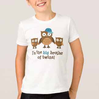 Grote Broer van Tweelingen - de t-shirts van de