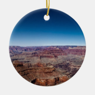 Grote Canion 5 Rond Keramisch Ornament