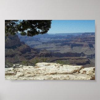 Grote Canion Arizona Poster