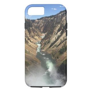 Grote Canion van iPhone 7 van het Park Yellowstone iPhone 8/7 Hoesje