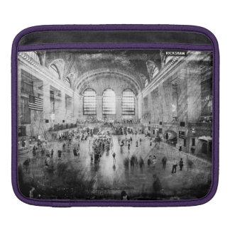 Grote Centrale Terminal Beschermhoes Voor iPad