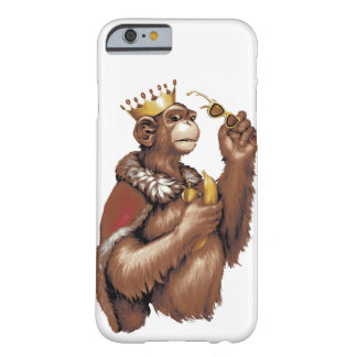 Grote Chimpin Barely There iPhone 6 Hoesje