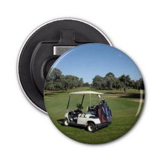 Grote Dag voor Golf, Magnetische Flesopener Button Flesopener