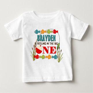 Grote de Eerste Verjaardag van de Jongens van het Baby T Shirts