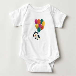 Grote droom Weinig Pinguïn Romper