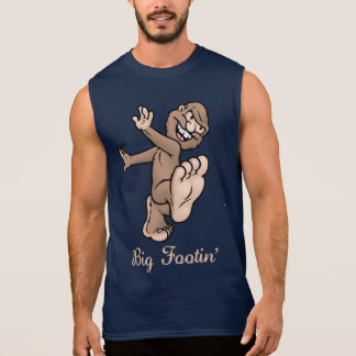 Grote Footin T Shirt