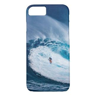 Grote Golf die het Hoesje van iPhone surfen