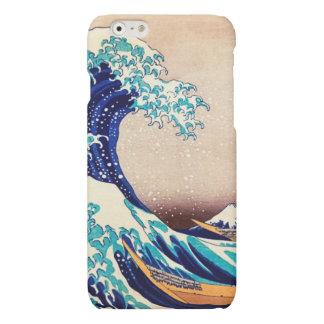Grote Golf van Japans Vintage Fijn Art. Kanagawa iPhone 6 Hoesje Mat