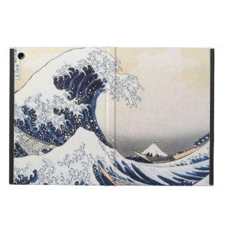 Grote Golf van Kanagawa door Hokusai iPad Air Hoesje