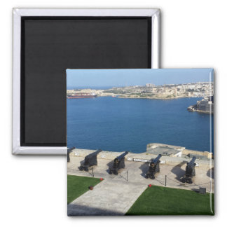 Grote Haven in Malta Magneet