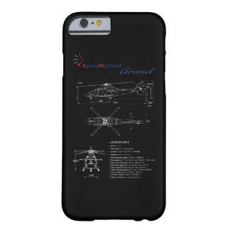 Grote iPhone 6 van AgustaWestland AW109 Hoesje
