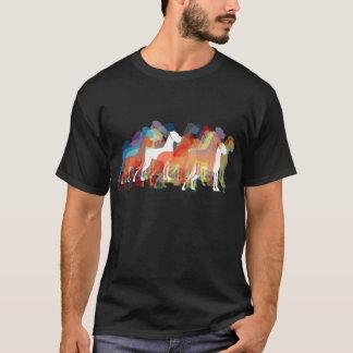 Grote moderne Denen T Shirt