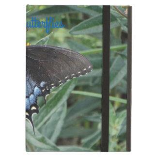 Grote Mooie Vlinder iPad Air Hoesje