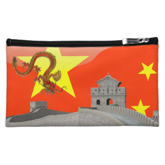 Grote Muur van China Cosmetic Tasje