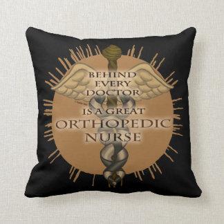 Grote Orthopedische Caduceus van de Verpleegster Kussen