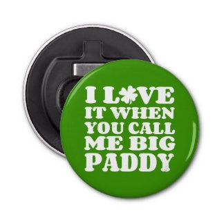 Grote Padie II Button Flesopener