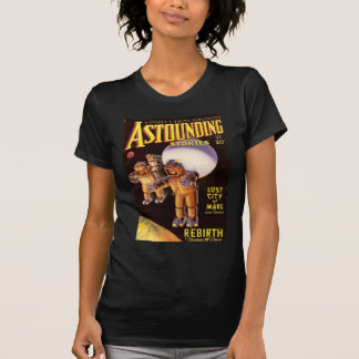Grote Ruige Spacesuits T Shirt