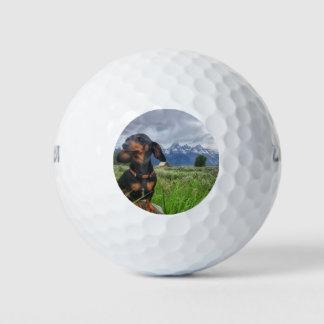 Grote Tetons Golfballen