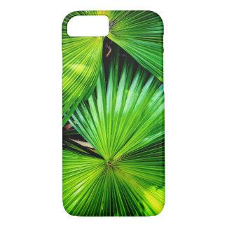 Grote Tropische Bladeren iPhone 8/7 Hoesje