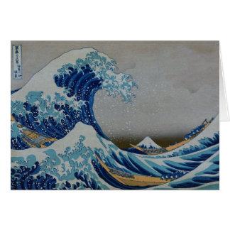 Grote Tsunami Kaart
