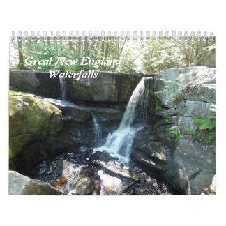 Grote Watervallen Kalender