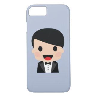Grote Werkgever in Kostuum iPhone 7 Hoesje