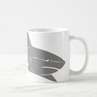Grote Witte Haai Koffiemok