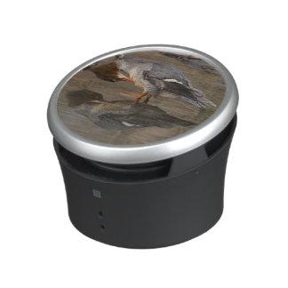 Grote zaagbek bluetooth speaker