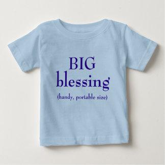 GROTE Zegen Baby T Shirts