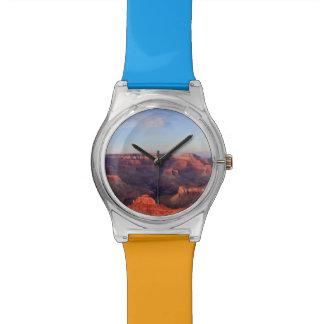 Grote Zonsondergang Horloge