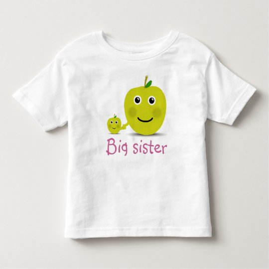 Grote zus t-shirt