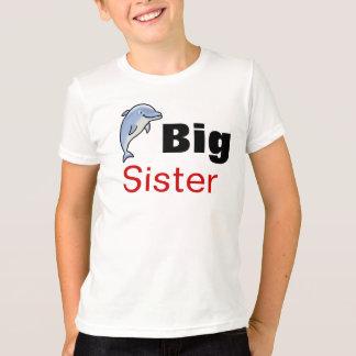 Grote zuster (dolfijn) t shirt