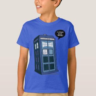 Groter op de Binnenkant T Shirt