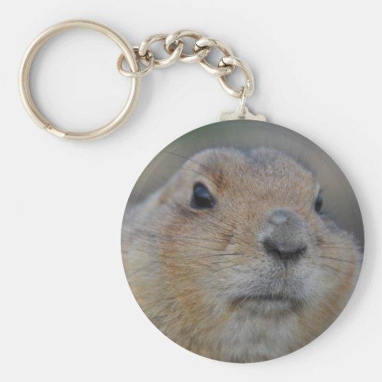 groundhog sleutelhanger