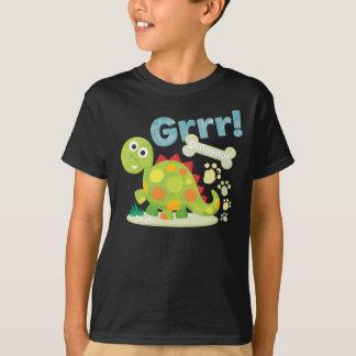 Grrr! Dinosaurus T Shirt