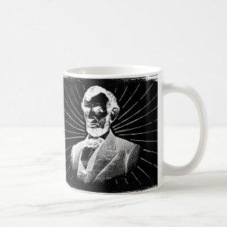 grunge Abraham Lincoln Koffiemok