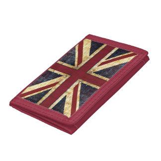 grunge Union Jack Britse vlag