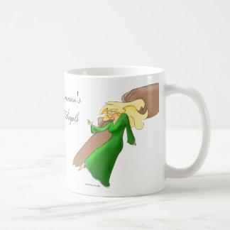Gryffon en Engel Koffiemok